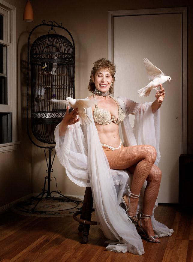 9_Burlesque Dancer
