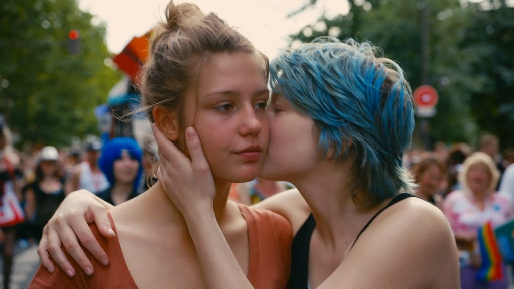 9_MOVIES - Blue is the warmest colour