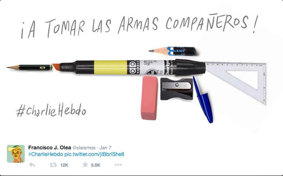 Charlie Hebdo shooting Comics_10