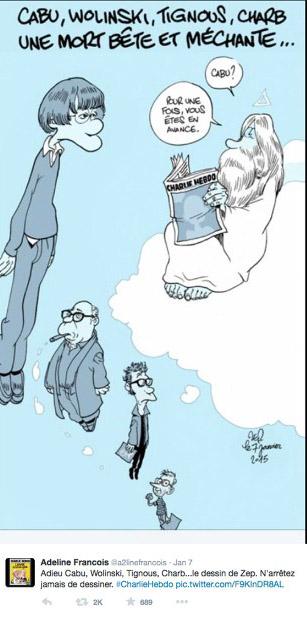 Charlie Hebdo shooting Comics_7