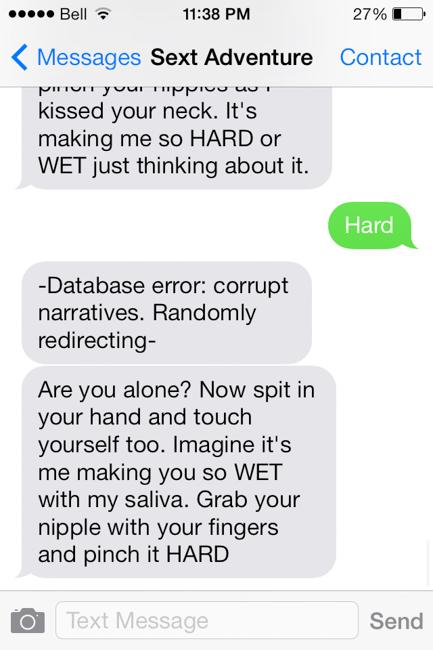 practice sexting skills robot_1
