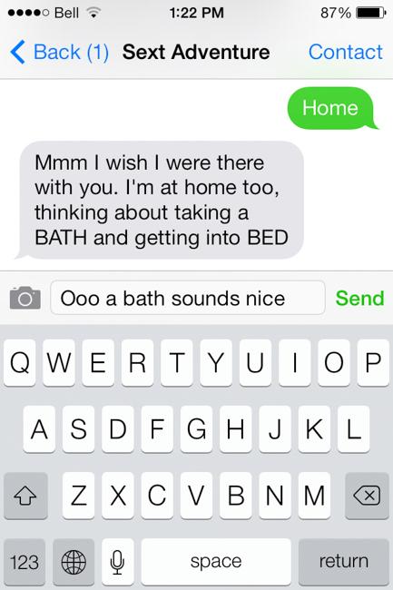 practice sexting skills robot_3