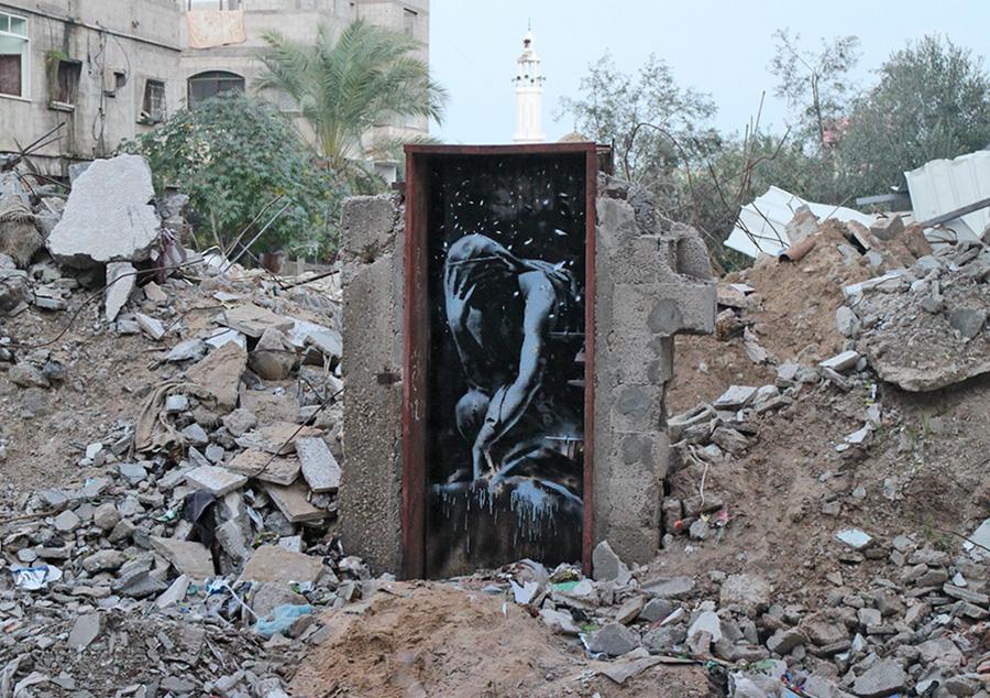 Banksy Gaza Strip 2 (5)