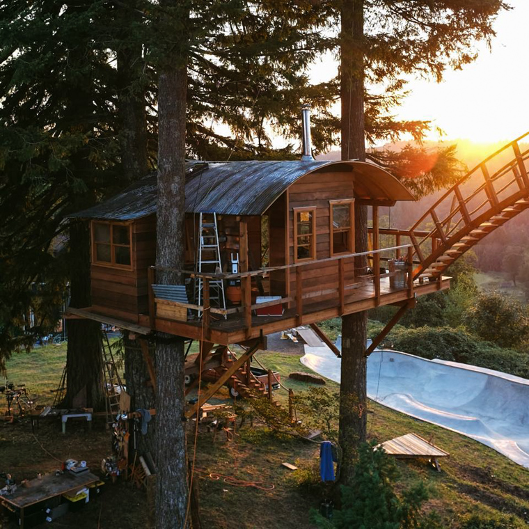 2_ epic Treehouse