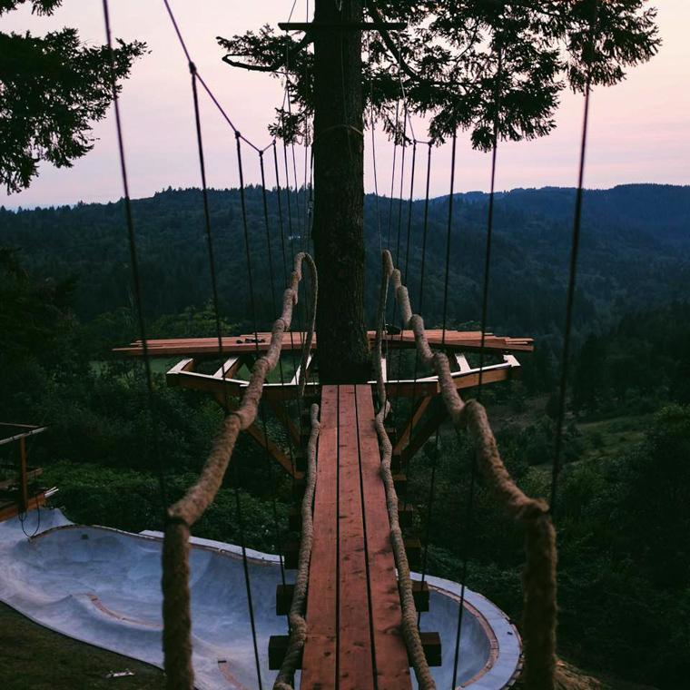 3 epic Treehouse