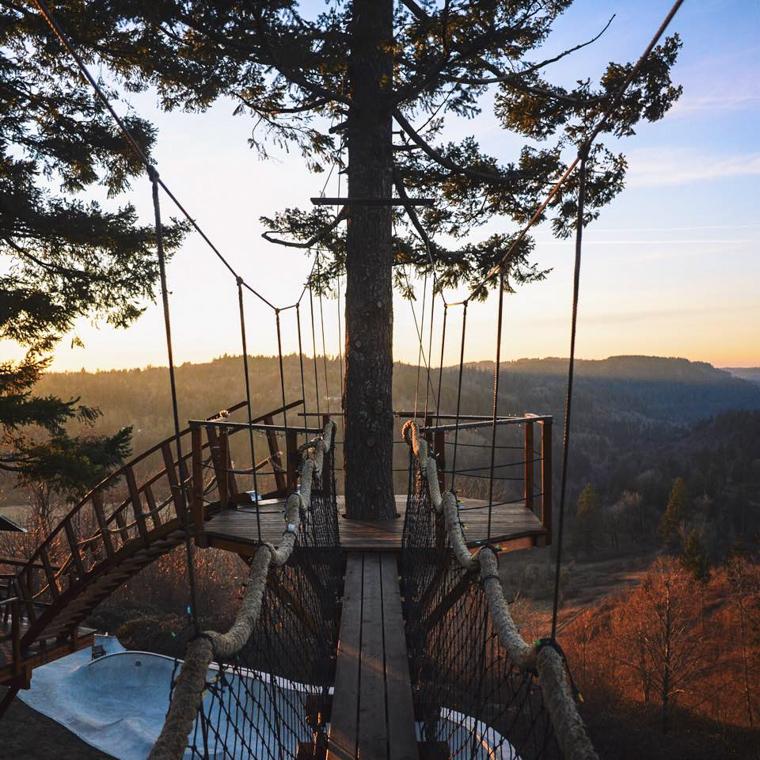 4 epic Treehouse