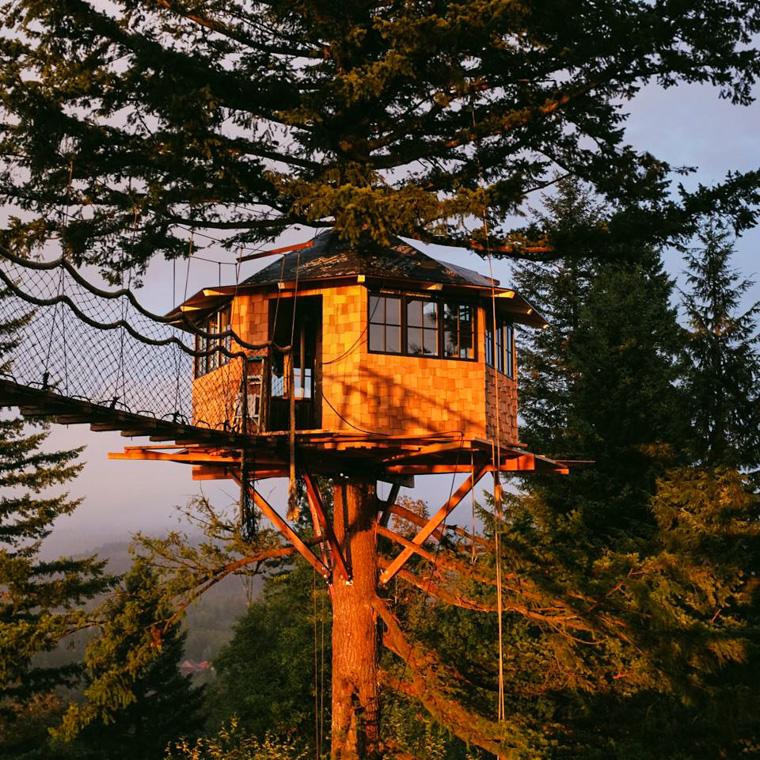 5 epic Treehouse
