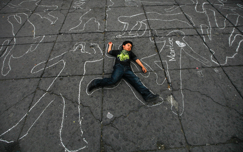 APTOPIX Mexico Drug War