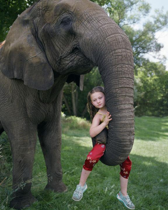 2_Amelia and the Animals