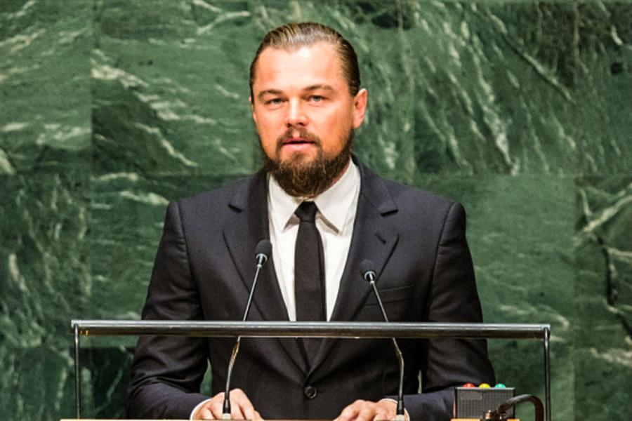 Leo DiCaprio Eco-Island 2