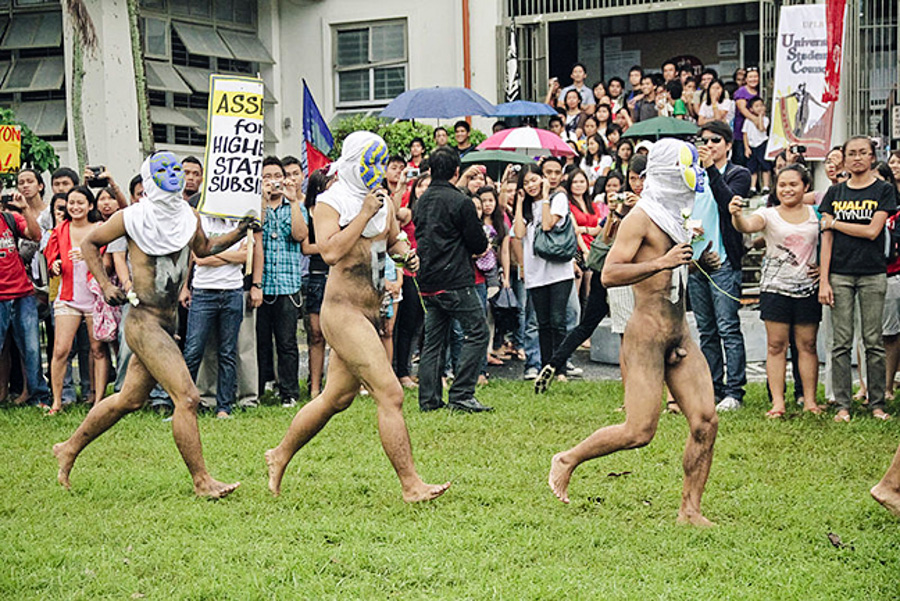 5_The Oblation Run – Philippines