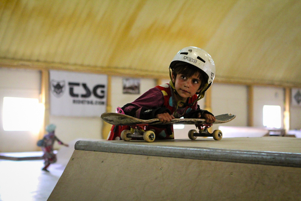 6_Afghanistan Skateboarding