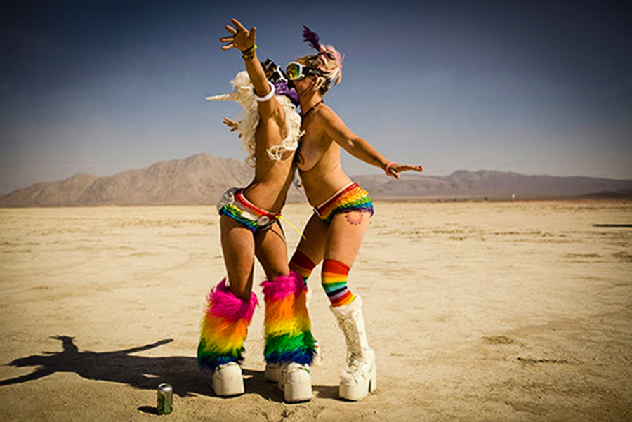 6_Burning Man- Nevada