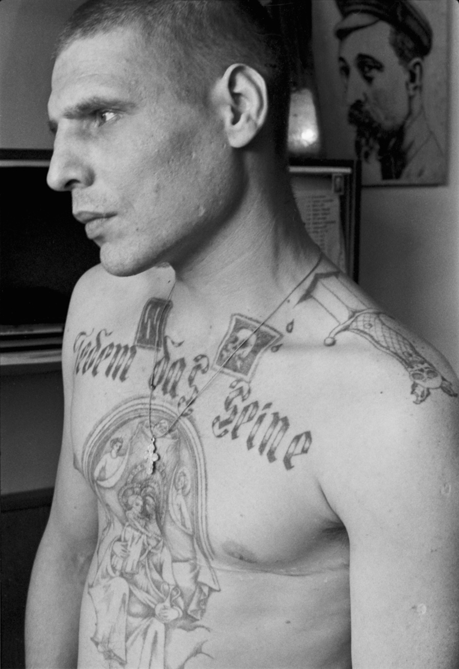 Russian Tattoos 7