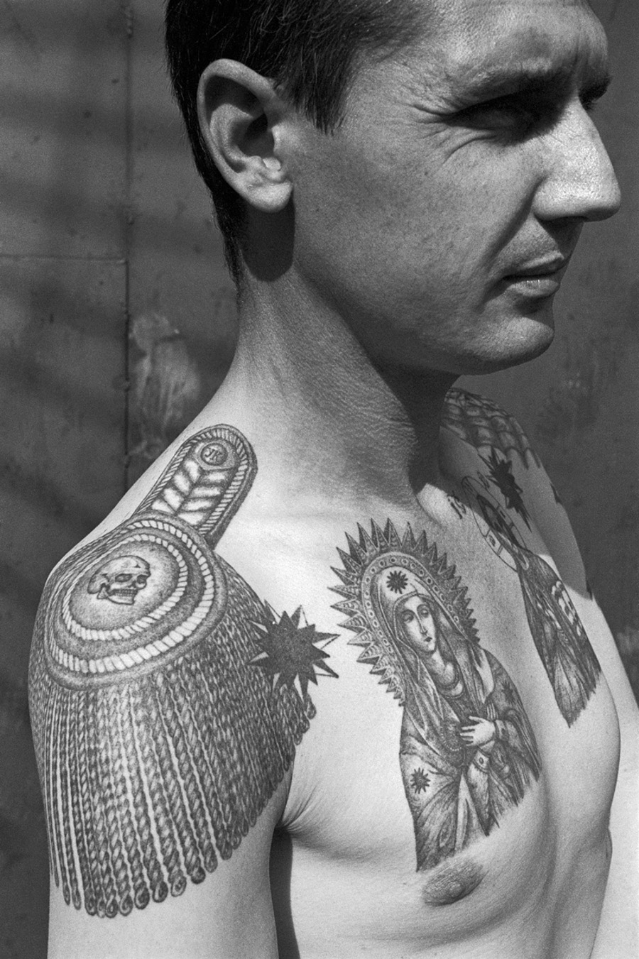 Russian Tattoos 8