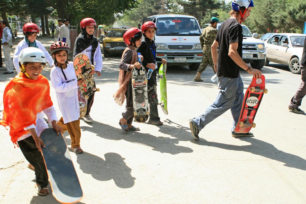 9_Afghanistan Skateboarding