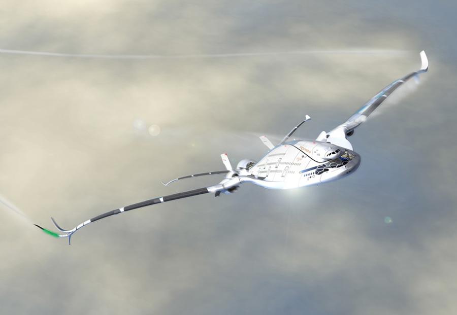 _eco-friendly plane