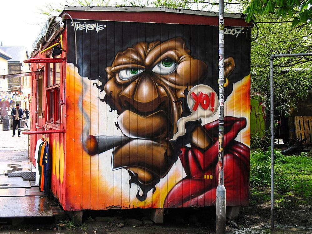 Freetown Commune Hippy Drugs Street Art 13 (1)