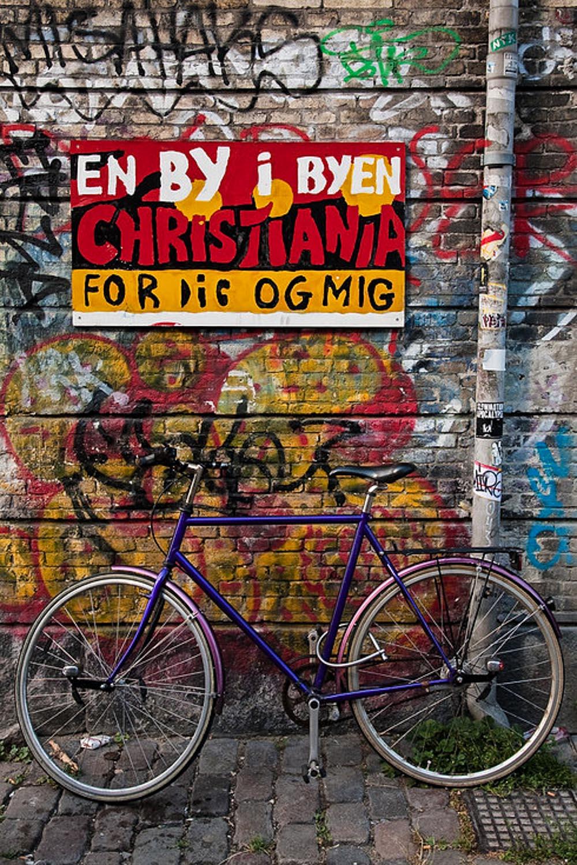 Freetown Commune Hippy Drugs Street Art 16