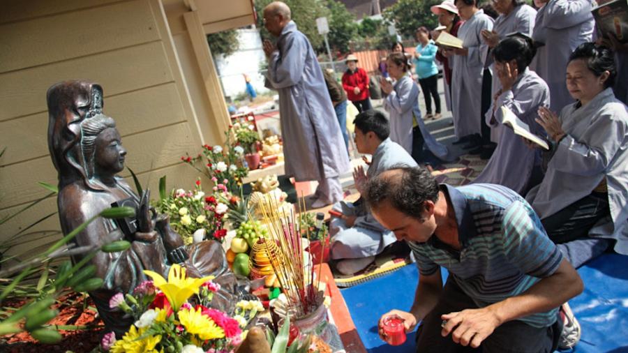 3_Buddha statue eradicate crime