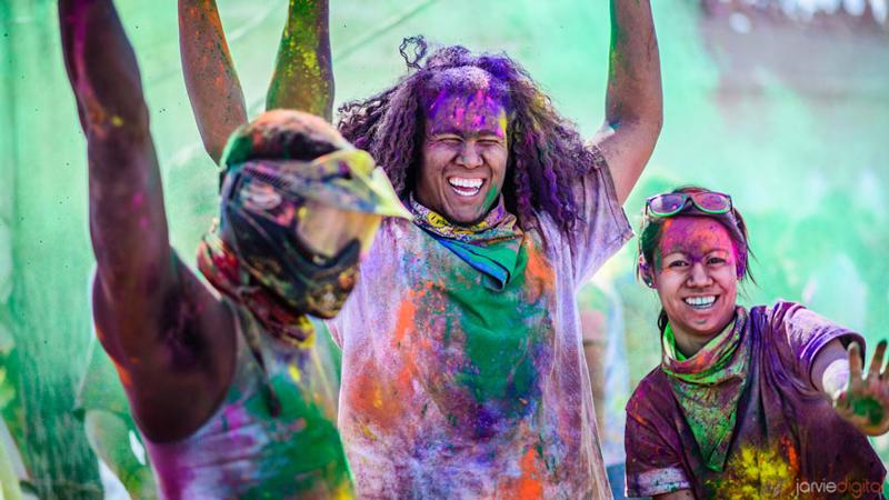 3_Holi Colour Festival (India)