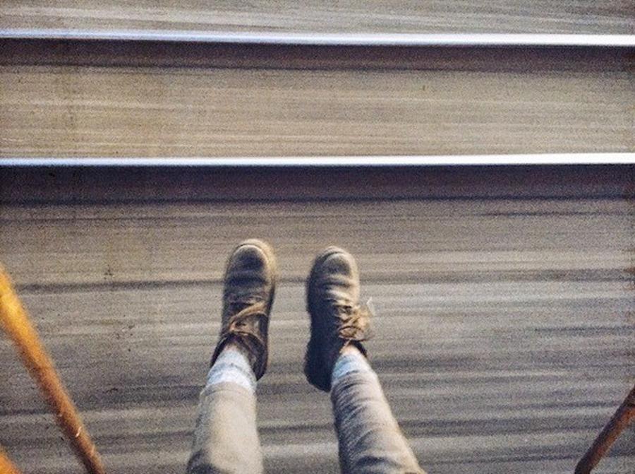 3_Train Hopping Molly Steele