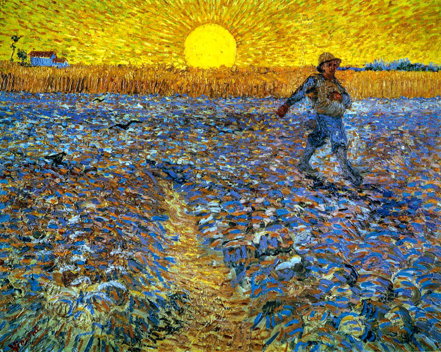Vincent Van Gogh Letter 4 (7)