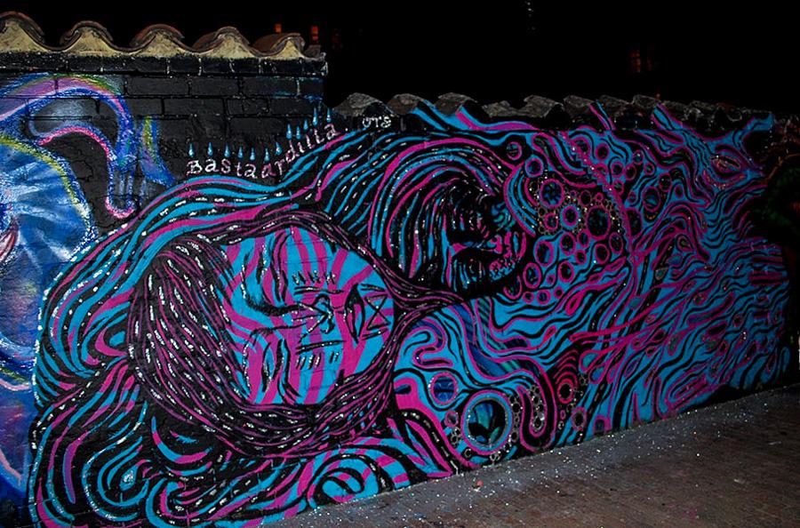6_Bastardilla female street artist