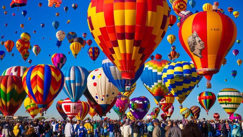9_Albuquerque Balloon Fest (USA)