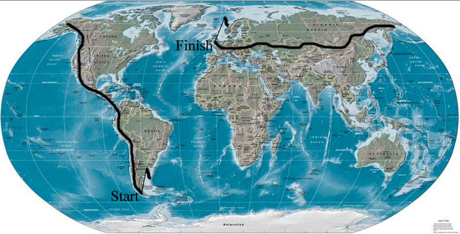 2_Man on longest walk