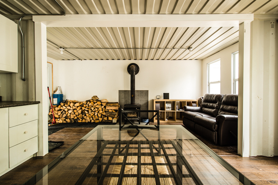 2_shipping container house