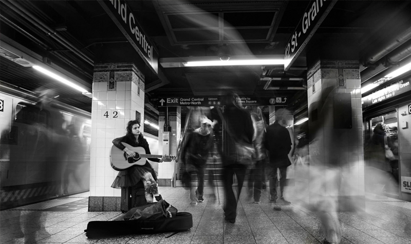 3_NYC Busker Stories