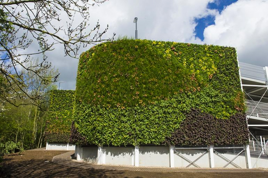 4_Europe's largest living wall