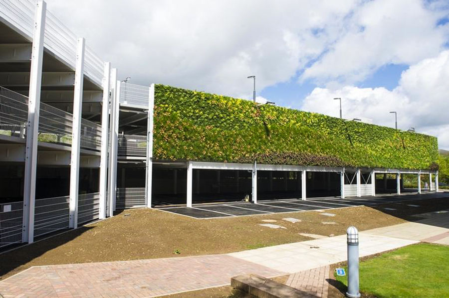 5_Europe's largest living wall