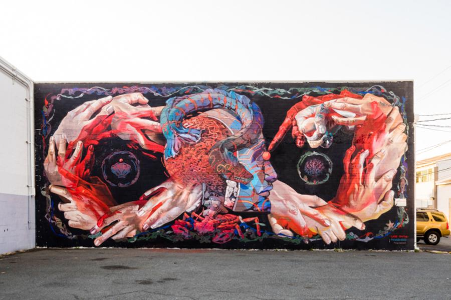 3_Street art comes alive