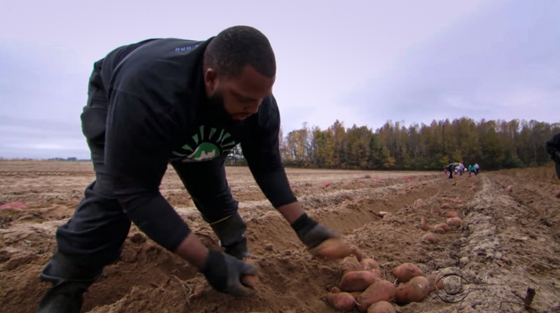 4_NFL Start buys farm and feeds hungry