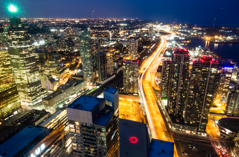 4_Toronto's tallest buildings pictures