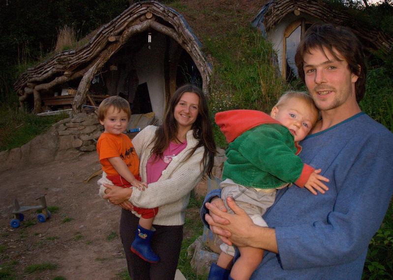 2_family hobbit house