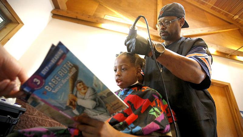 2_free haircuts kids who read