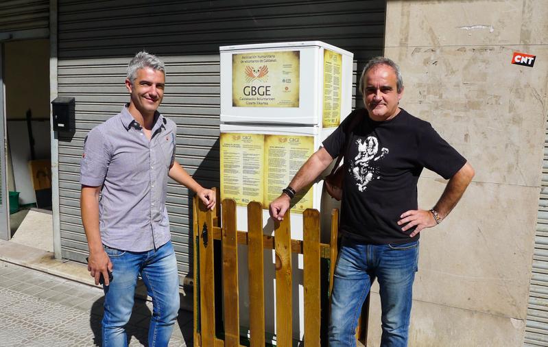7_free food fridge in Spain