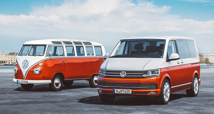 1_Volkswagen Electric Hippie Van