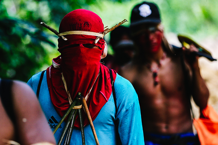 2_Brazil's forest villagers Illegal Loggers