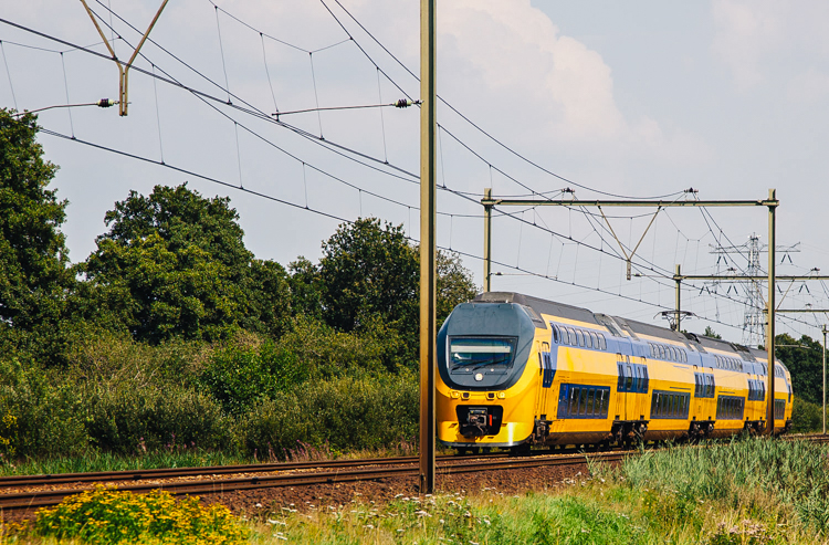 2_Dutch Trains run on Wind energy