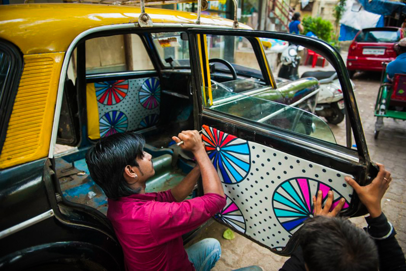 2_Taxi Fabric India Students