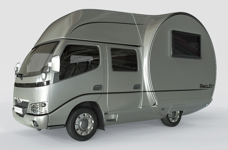 2_telescoping road-trip mobile camper
