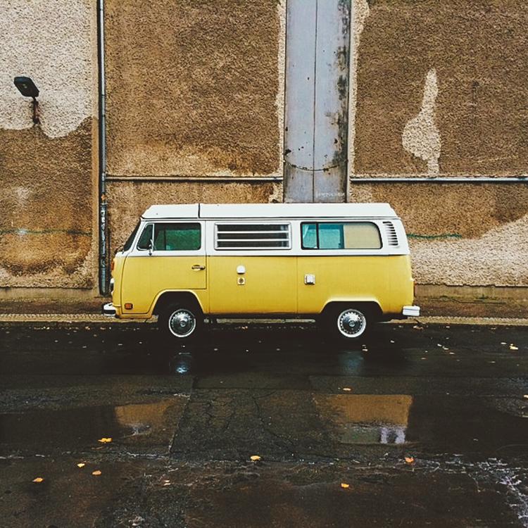 3_Volkswagen Electric Hippie Van