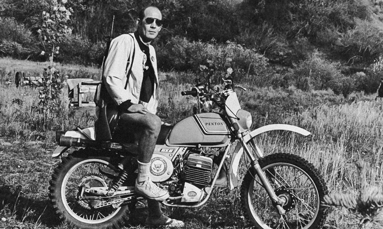 4_Hunter S. Thompson Hell's Angels