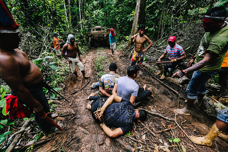 5_Brazil's forest villagers Illegal Loggers