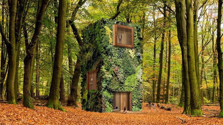 5_Dutch architect forest-city