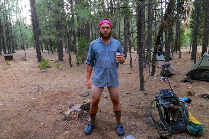 5_Pacific Crest Trail Video